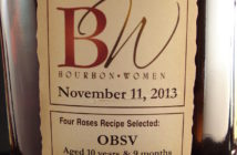 four roses private selection OBSV Bourbon Women 7
