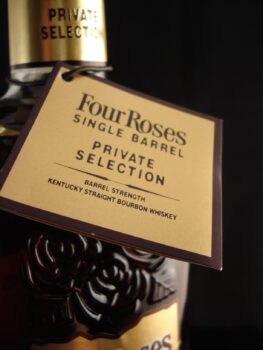 four roses private selection OBSV Bourbon Women 3