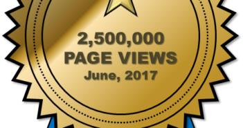 Bill's Blog, August 2017