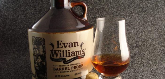 Bourbon Review: Evan Williams Barrel Proof