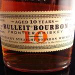 Bulleit 10 label