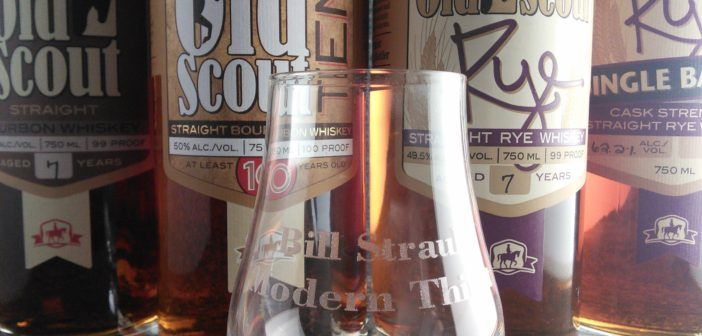 Whiskey Review:  Smooth Ambler Old Scout Single Barrel Cask Strength Rye Whiskey