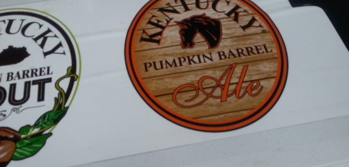 Pumpkin Beer is Here!