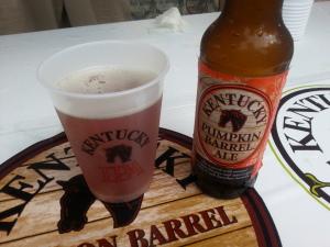 KY Pumpkin Barrel Ale