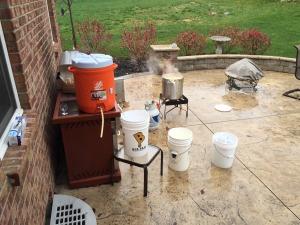 Hallowen Brew Day 8
