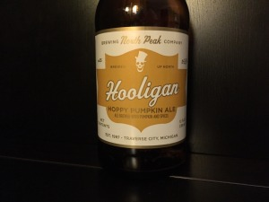 Hooligan Pumpkin Ale