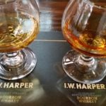4 year and 15 year bourbons