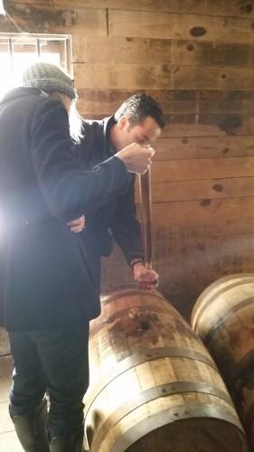Barton - Tapping  Sweetheart Barrels