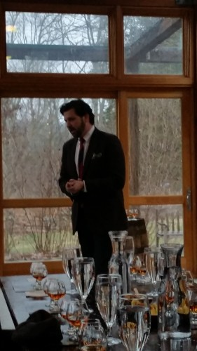 I.W. Harper Whiskey Ambassador Doug Pragle