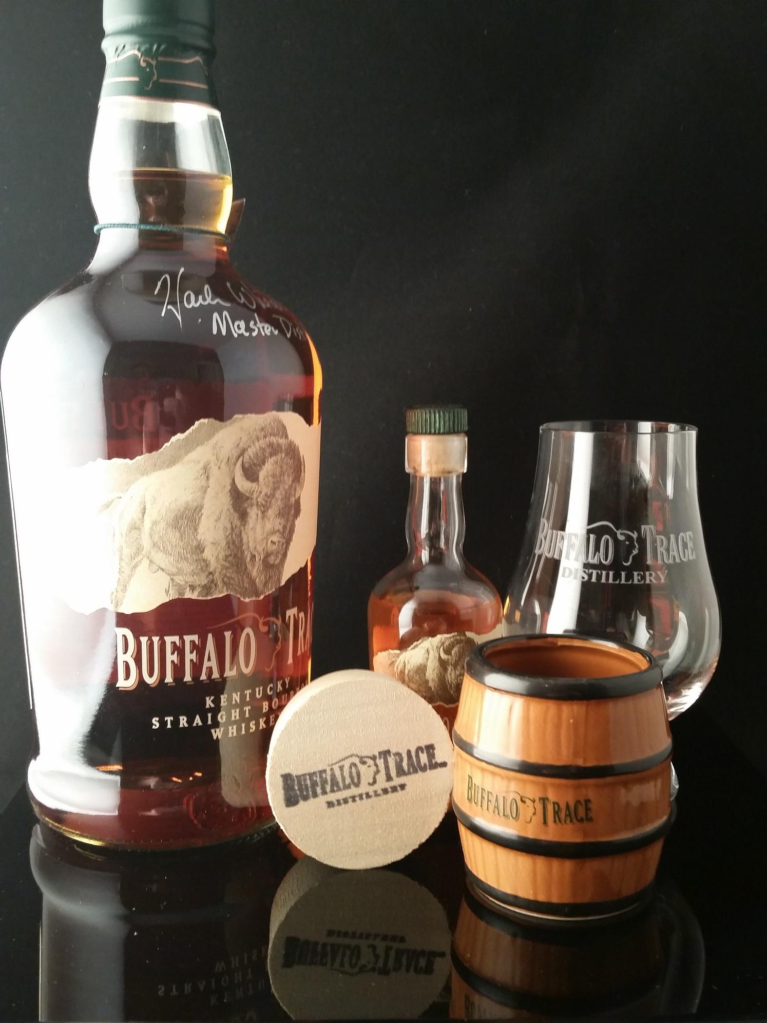 Buffalo Trace Food Recipes