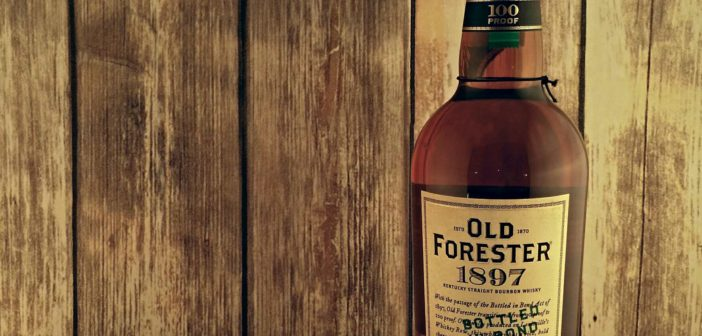 Old Forester 1897  Bottled-in-Bond Bourbon Review