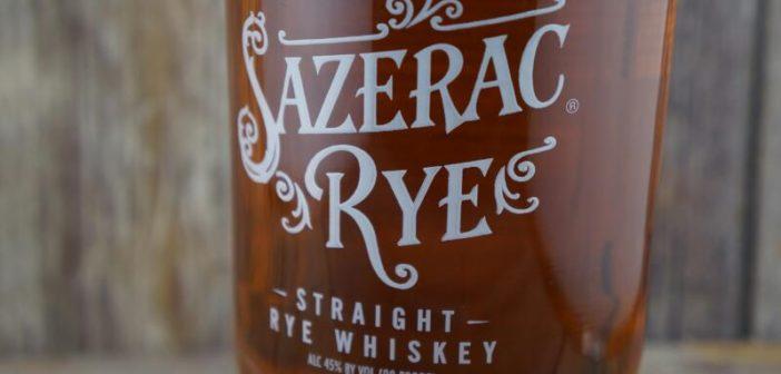 Sazerac Rye Review