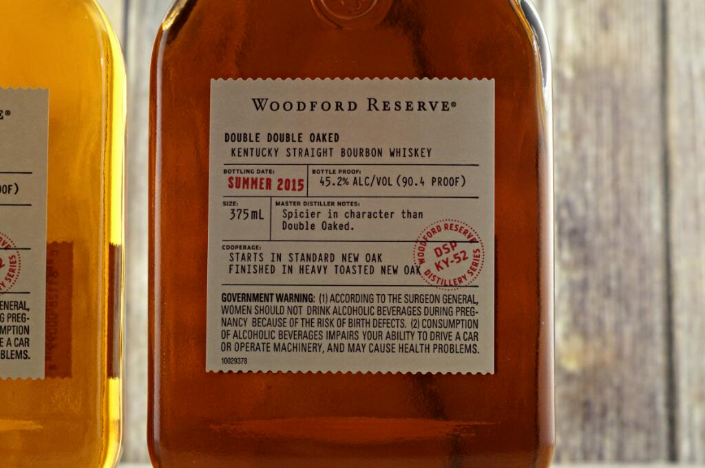 Woodford Reserve Double Double Oaked Review