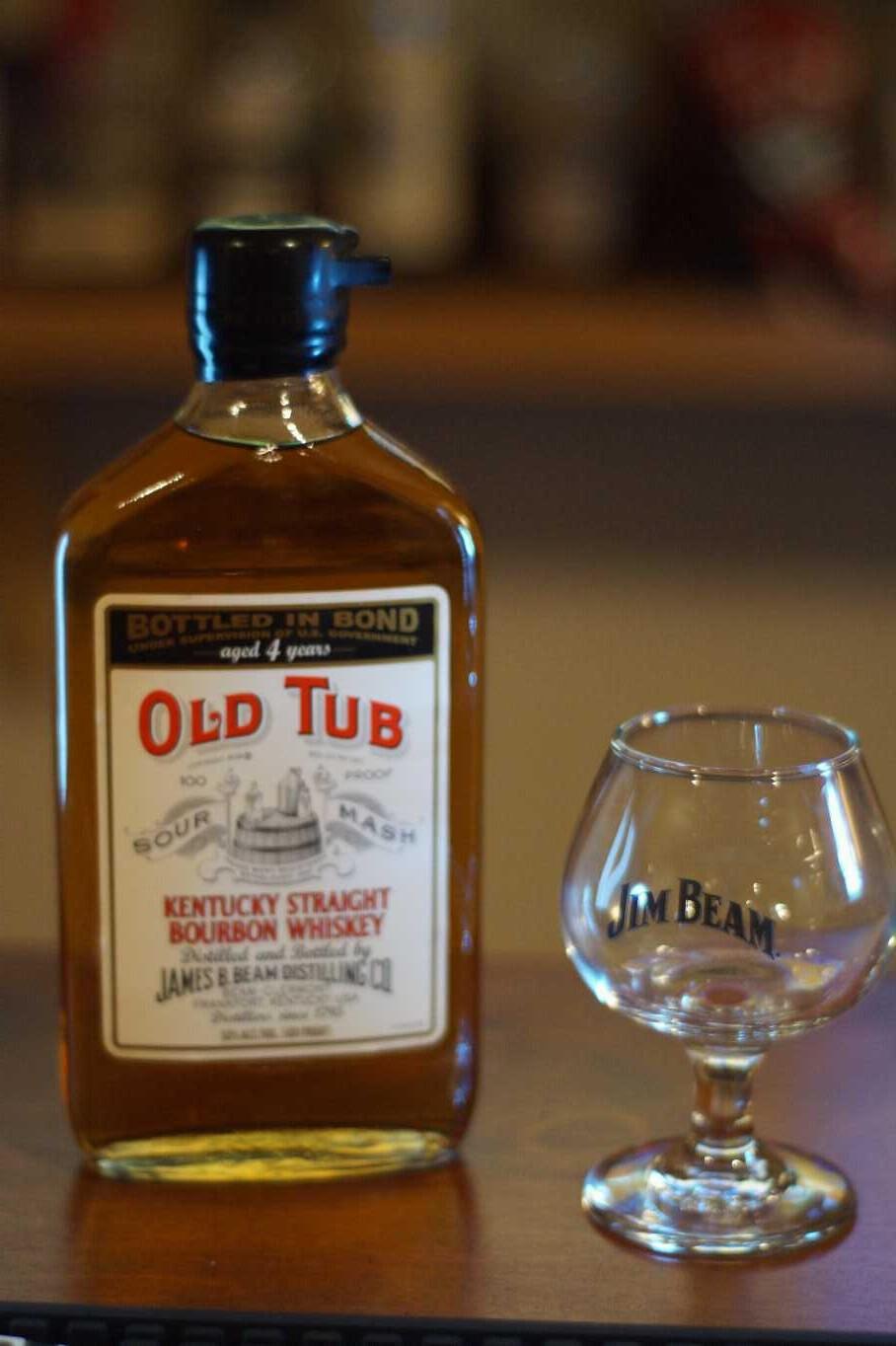 Old Tub Bottled-in-Bond Bourbon Review - ModernThirst