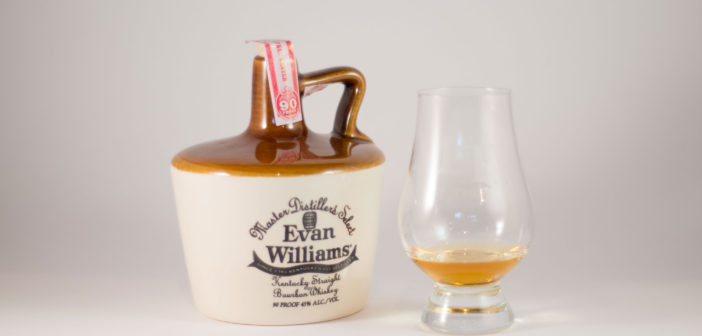 Evan Williams Master Distiller's Select Bourbon Review