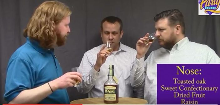 Video:  ModernThirst tastes Henry McKenna 10 Year