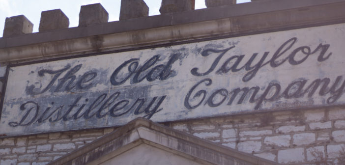 Old Taylor has a new name!  Castle & Key Distillery