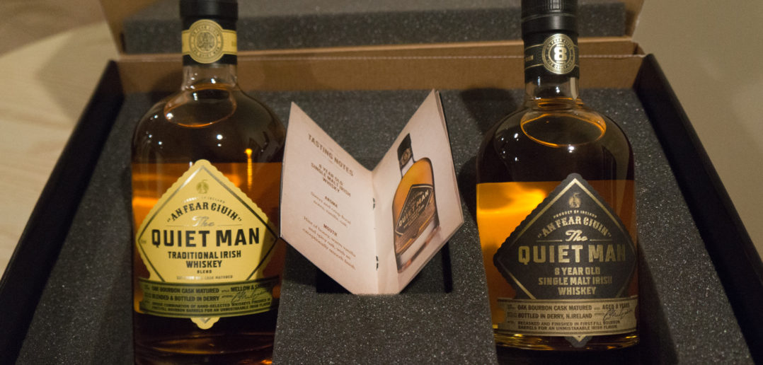 44daf94b6c The Quiet Man Irish Whiskey