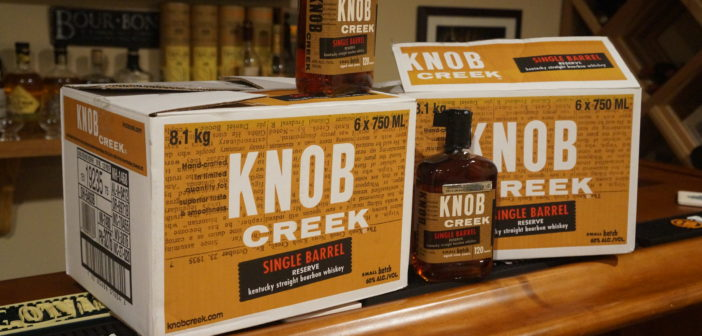 "Private Barrel #1 – TPS And ModernThirst Knob Creek ""Ghost Barrel"""