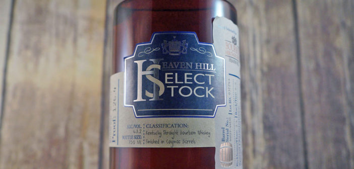 Heaven Hill Select Stock 2016 (126.4°) Bourbon Review