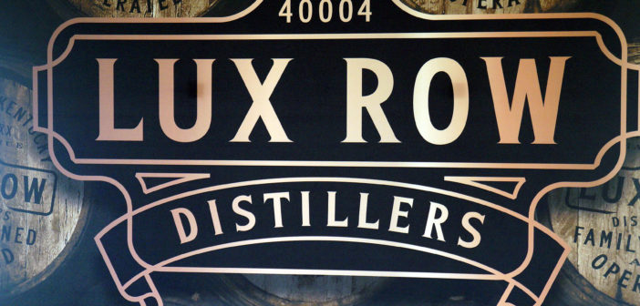 Introducing Lux Row Distilling