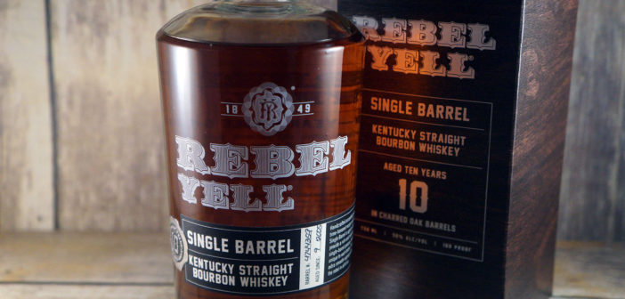 Rebel Yell Single Barrel 10 Year Bourbon Review