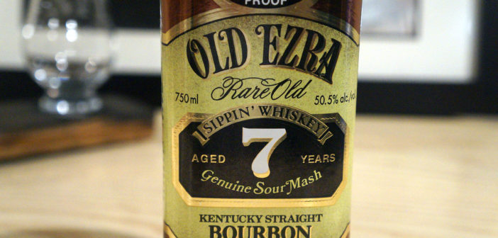 Old Ezra 7 Year Bourbon review