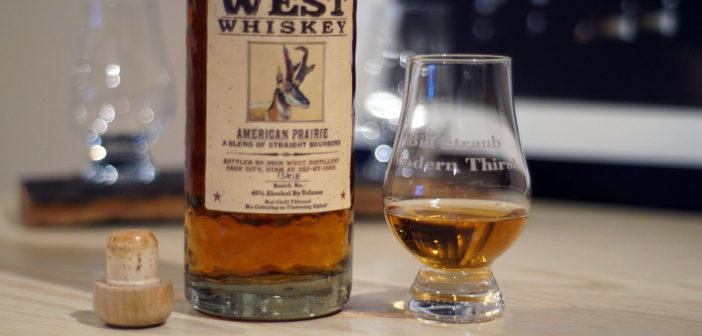 High West American Prairie Bourbon Review