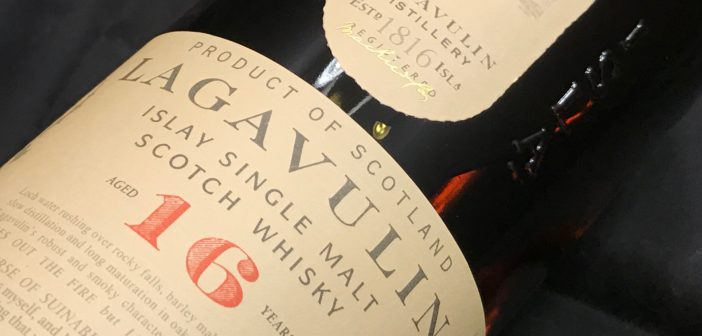 Lagavulin 16-Year Old Islay Scotch Review