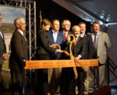 Bulleit Distillery Ribbon Cutting
