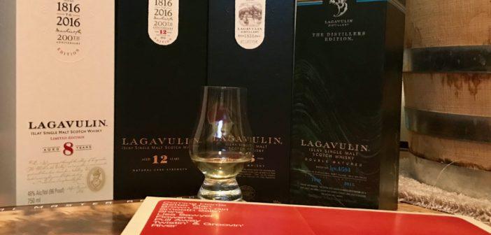 Lagavulin Recap