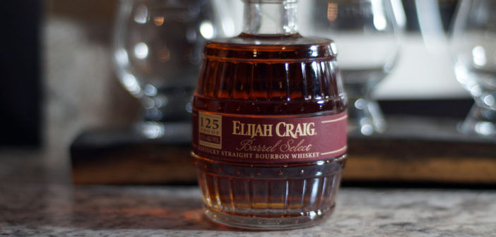 Elijah Craig Barrel Select 125 Proof