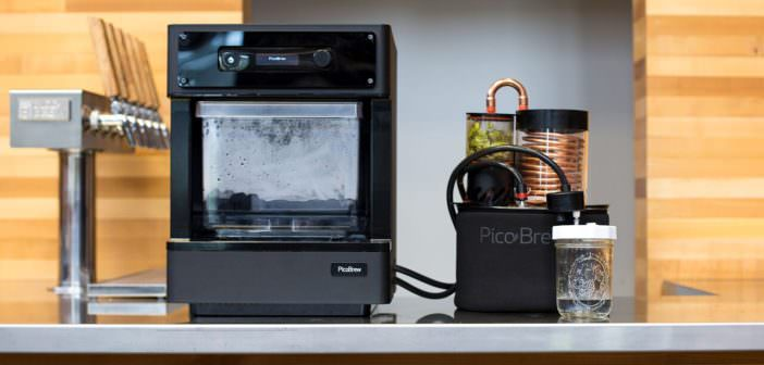 PicoBrew Launches PicoStill Precision Small Batch Distilling Device Available on Kickstarter Today