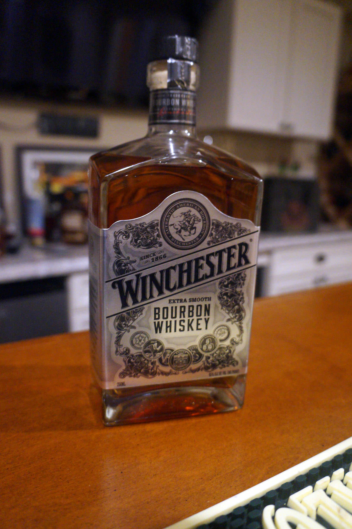 Winchester Extra Smooth Bourbon Review Modernthirst