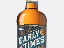 Early Times Bottled-in-Bond Bourbon coming soon