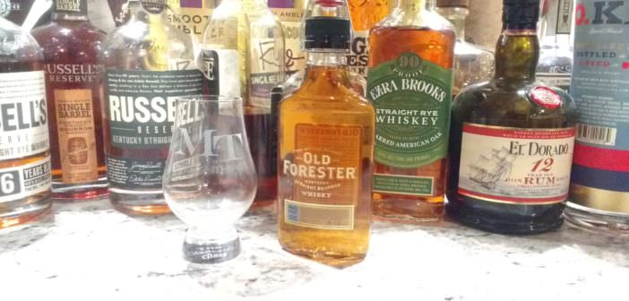 Old Forester 86 Review (Budget Bourbon Battle Royale #11)