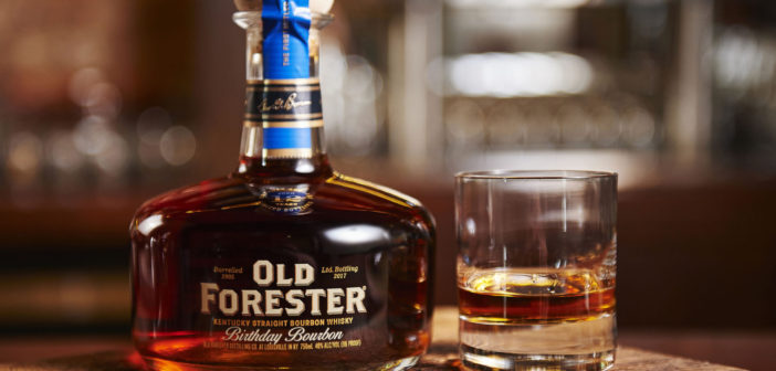 Old Forester Birthday Bourbon 2017 Review
