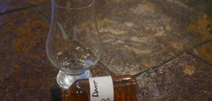 J.W. Dant Bottled in Bond Review