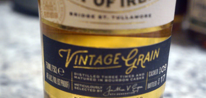 Egan's Vintage Grain Irish Whiskey Review