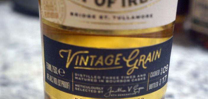 Egan's Vintage Grain Irish Whiskey Review