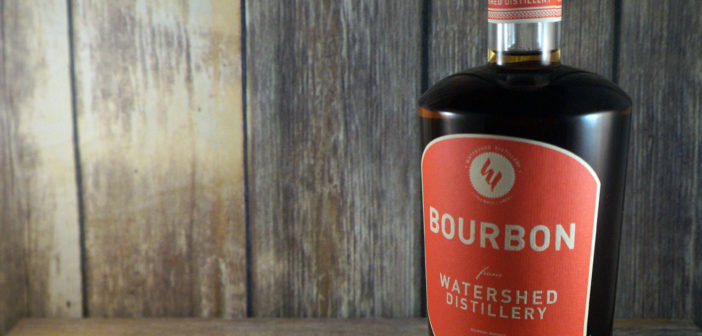 Watershed Bourbon Review