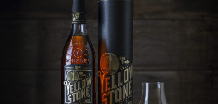 Yellowstone Limited Edition 2017 Bourbon Announced (and Good lord, that's a gorgeous bottle)