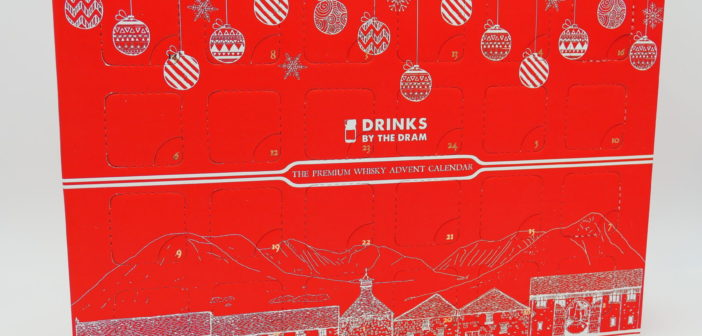 Whisky Advent Calendar 2017 (Updated Daily)