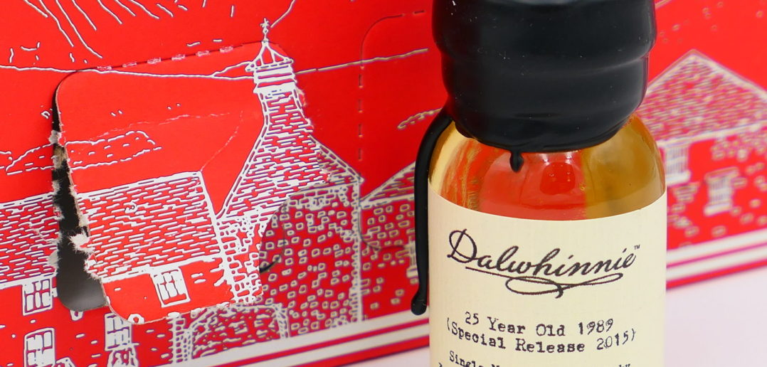 Dalwhinnie 25 Year Old 1989 Special Release 2015