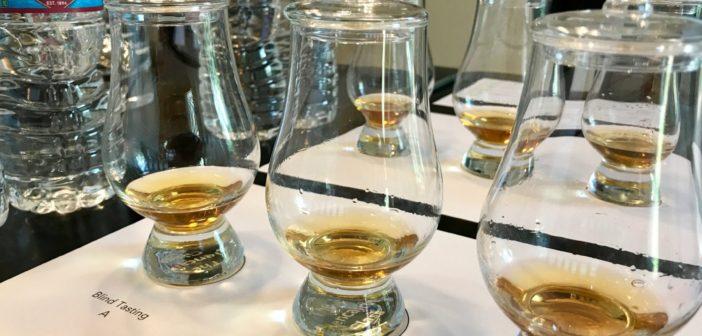 Whiskey Club Tasting Milestone