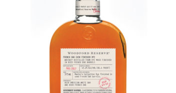 Woodford Reserve Announces French Oak Cask Finished Rye