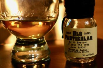 Old Particular North British 27 Year Old