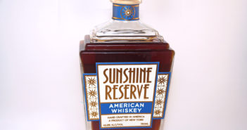 Sunshine Reserve American Whiskey