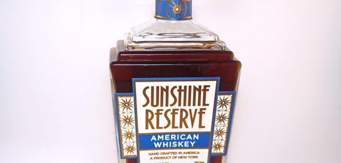 Sunshine Reserve American Whiskey
