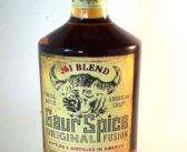 Gaur Spice No.1 Blend flavored whiskey